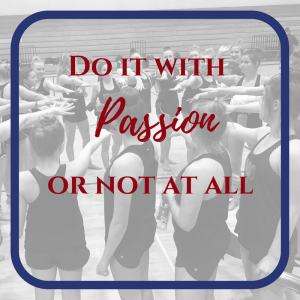 Passion for