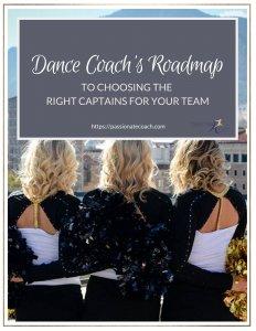 dance team leaders