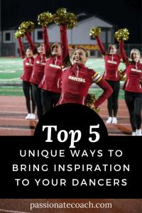 inspiration dance team