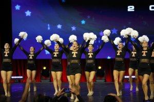 Tennessee dance team
